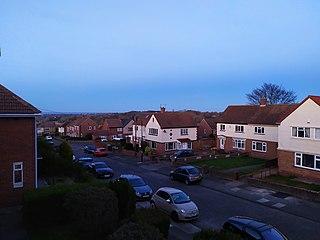 Farringdon, Sunderland Human settlement in England