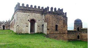 Bakaffa - Bakaffa's Palace in Fasil Ghebbi, Gondar