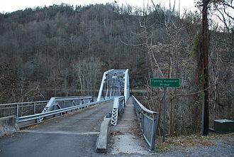 Tunney Hunsaker - Tunney Hunsaker Bridge