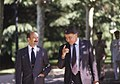 Felipe González pasea con presidente de México. Pool Moncloa. 15 de julio de 1989.jpeg