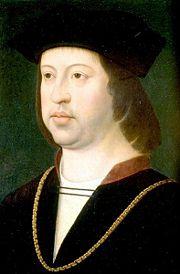 Fernando el Católico, administrador de la Orden de 1476 a 1477.