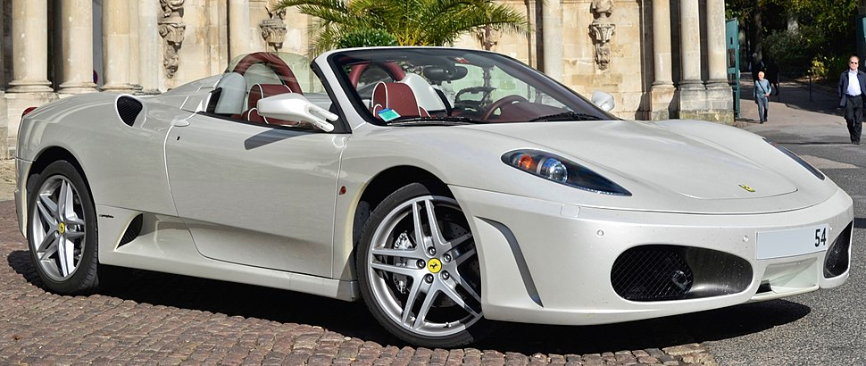 Ferrari F430 Spider - Flickr - Alexandre Prévot (24) (cropped)