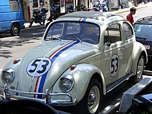 voiture coccinelle image