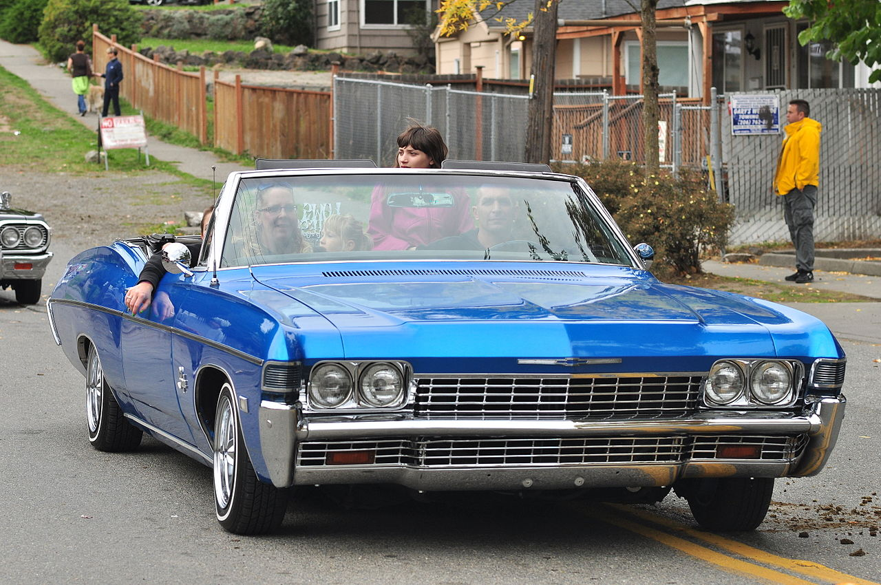 Muscle Cars For Sale Seattle
