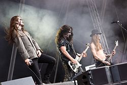 Finntroll at Rockharz Open Air 2016 in Germany