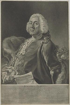 Ignazio Fiorillo - Ignazio Fiorillo in 1750