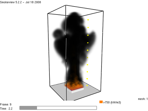 Fire Simulation for Engineers/FDS - Wikibooks, open books