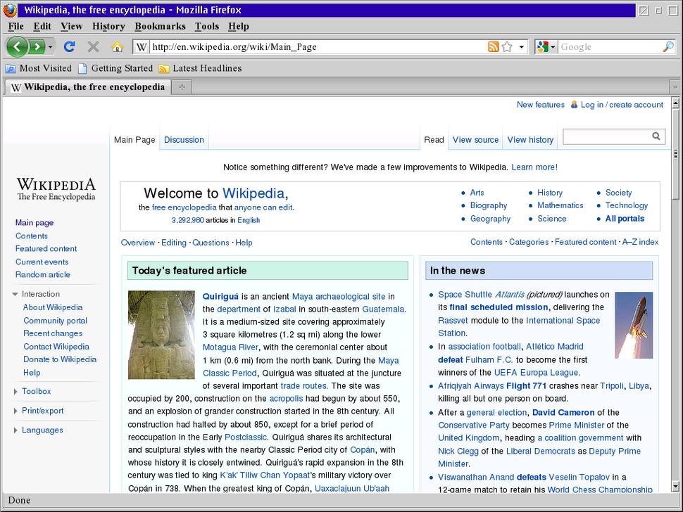 Firefox 3.5.4 on OS2 Warp4