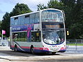 First South Yorkshire YJ58 ROH 37652 - route 41 Park & Ride 2012 Olympics White Water Centre (7699977734).jpg