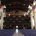 Five Stories High! The Great Hall's great height.JPG