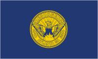Flag of Atlanta, Georgia