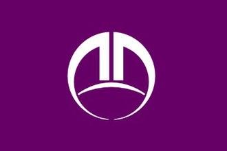 Fujioka, Gunma - Image: Flag of Fujioka Gunma