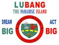 Flag of Lubang, Occidental Mindoro (2001-2016).png