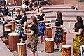 Flagstaff Drumming (8749987360).jpg