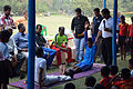 Flexibility Test - Football Workshop - Nisana Foundation - Sagar Sangha Stadium - Baruipur - South 24 Parganas 2016-02-14 1327.JPG