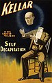 Flickr - …trialsanderrors - Kellar, self decapitation, magician poster, 1897.jpg
