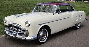 Packard 200 - 1952 Packard 250 Mayfair hardtop