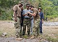 Flickr - Official U.S. Navy Imagery - A Explosive Ordnance Disposal Technician demonstrates proper use of a detonator to members of the Royal Malaysian navy..jpg