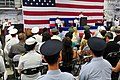 Flickr - Official U.S. Navy Imagery - The commander of Amphibious Force U.S. 7th Fleet, speaks during a change of command ceremony..jpg