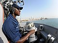 Flickr - Official U.S. Navy Imagery - USS Warrior departs Mina Salman, Bahrain..jpg