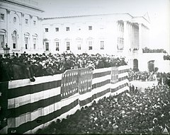 Flickr - USCapitol - President James Garfield Inauguration.jpg