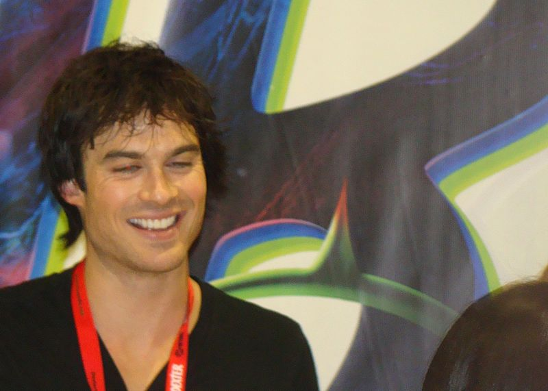 File:Flickr - vagueonthehow - Ian Somerhalder.jpg