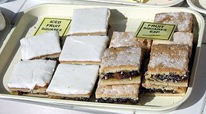 Chocolate Garibaldi Biscuits