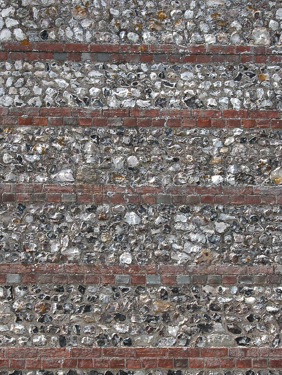 Flint Wall Wiltshire