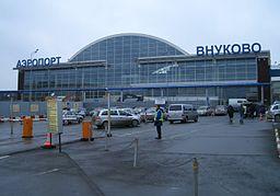 Aeropuerto de Vnúkovo