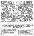 Flyveblad i anledningen af dronning Caroline Mathildes ankomst til København 8. november 1766.jpg
