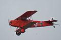 Fokker DVII Ernst Udet Pass 06 Dawn Patrol NMUSAF 26Sept09 (14599909175).jpg