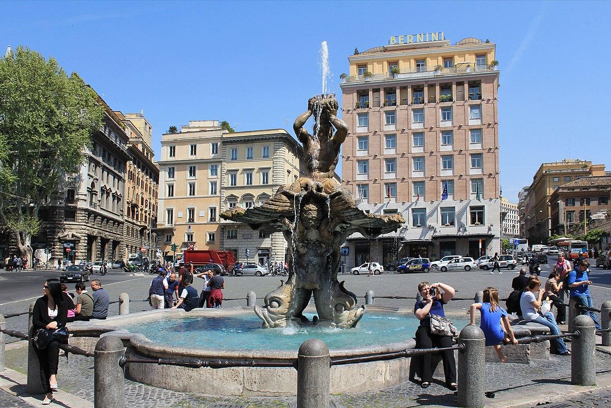 piazza barberini wikipedia