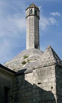 Fontevraud-l'Abbaye-Lanterne-France.JPG