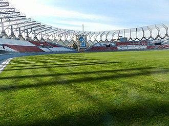 Zakho - Football Stadium of Zakho
