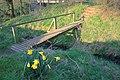 Footbridge Over Broughton Beck - geograph.org.uk - 378343.jpg