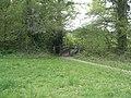 Footbridge by Elliott's Farm - geograph.org.uk - 413961.jpg