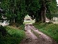 Footpath at Bag Enderby - geograph.org.uk - 578427.jpg