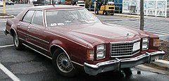 Ford LTD II