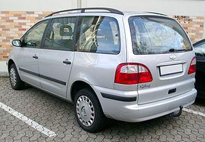 Ford Galaxy - Galaxy MkI (2000−2006)