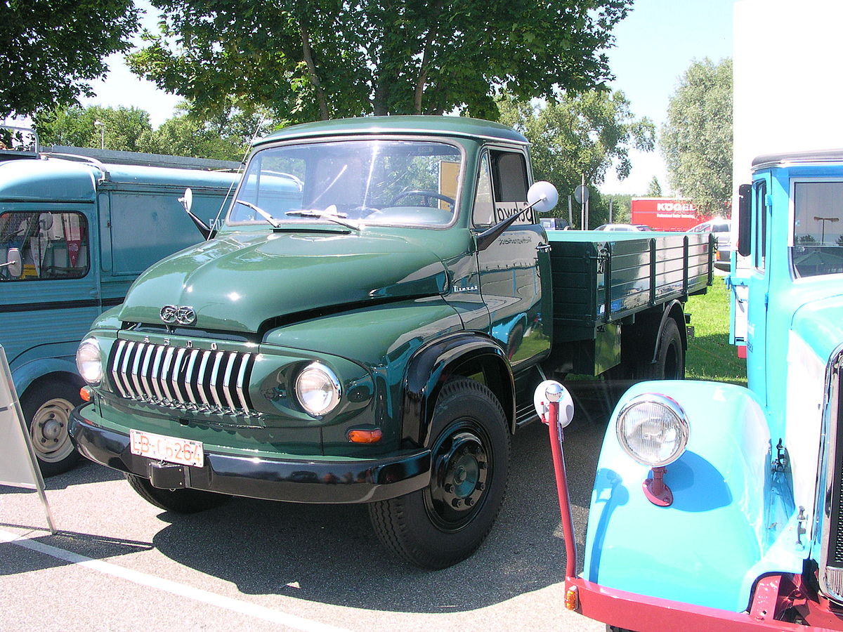 Px Ford K C B Ln Diesel V