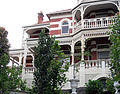 Former Chabad House 5 Brisbane Street, Launceston, Tasmania.JPG