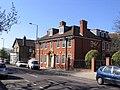 Former Territorial Army building, Hampton Hill. - geograph.org.uk - 373822.jpg