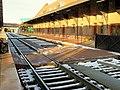 Former track crossing at Hartford Union Station, December 2017.JPG