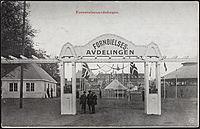Fornøielsesavdelingen Jubilæumsudstillingen 1914.jpg