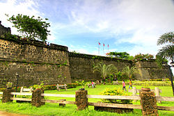 Fort Sta. Isabel in Taytay.JPG