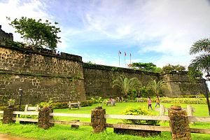 Taytay, Palawan - Image: Fort Sta. Isabel in Taytay
