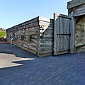 Fort Stanwix - Thickness of the outer Fort.jpg