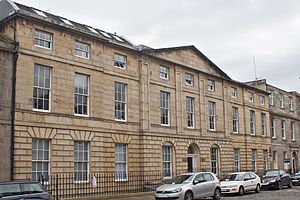 Forth 1 - Forth House, Edinburgh.