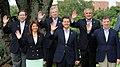 Fotografía Oficial de los Mandatarios de los países miembros de la Alianza del Pacífico (8797986797).jpg