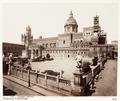 Fotografi av Katedralen i Palermo, Italien - Hallwylska museet - 106710.tif